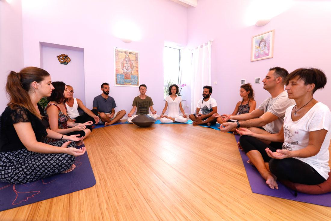 Meditazione e tecniche di rilassamento