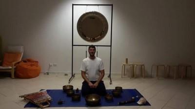 Venerdì 14 Giugno: Bagno di Gong e viaggio sonoro