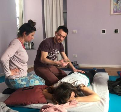 Corso Base Thai Yoga Massage (4 weekend)
